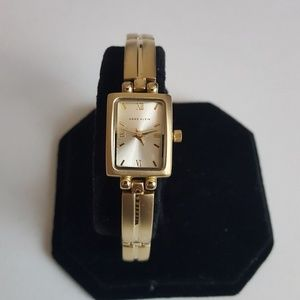 Anne Klein - Gold Watch